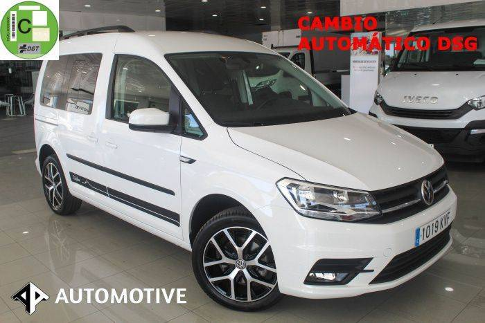 Volkswagen Caddy 2.0tdi Outdoor Dsg 75kw - 2019