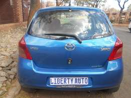 2007 Toyota Yaris T3 with 97,000km only