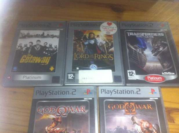 playstation 2 games Witbank - image 6