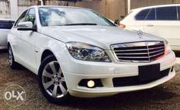 Mercedes Benz C200 Just Arrived 2010 For Quick Sale 2,000,000/=