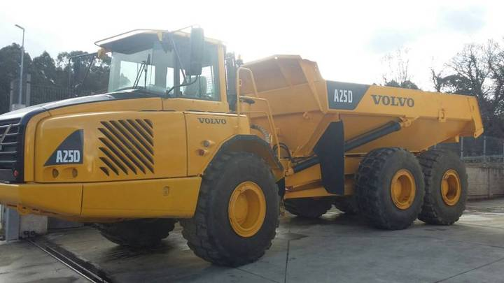 Volvo A 25 D - 2007
