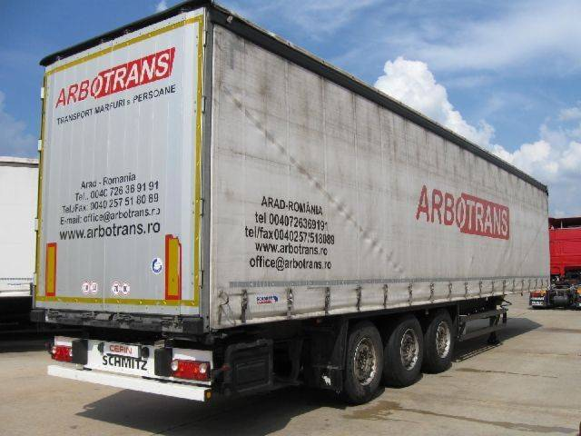 Schmitz Cargobull SCB*S3T - 2014