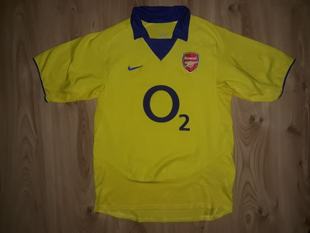 low priced 1671e e5f68 Koszulka Nike S Arsenal Londyn Thierry Henry 14 unikatowa O2 ...