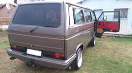 vw microbus for sale or swop in good condition///R20000