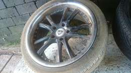 Mag wheels for sale 18 inch