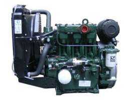 New Lister Petter LPW Engines