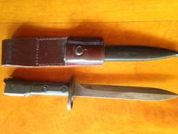 Old rifle bayonets for sale