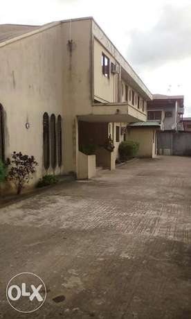 Hotel for sale at ago palace way Isolo - image 1