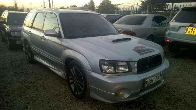 HOT SUBARU FORESTER, very clean. Automatic Turbo. Buy and Drive! Embakasi - image 5