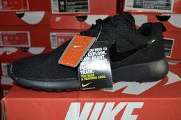 f20201631c6a5 Nike Roshe Run CZARNE r. 39