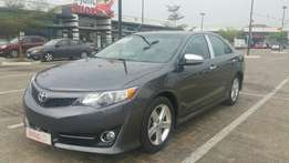 Fresh Toyota Camry spider 2012 model automatic