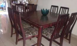 8 Seater Dinning Suite