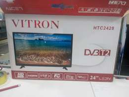 Vitron 24inch Digital Tv On Sale!!