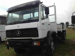 Mercedes Benz 1617 Econoliner 14tonne dropside on bargain