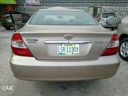 Less than 1 year used Toyota Camry with perfect condition for sale