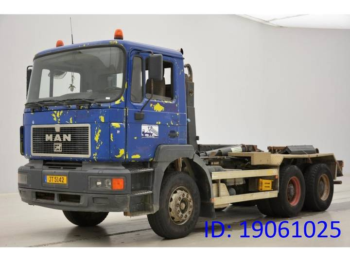 MAN F2000 33.340 - 1997