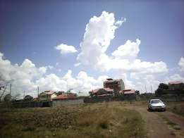 PRIME plots in RUIRU,MURERA 4km off Thika road
