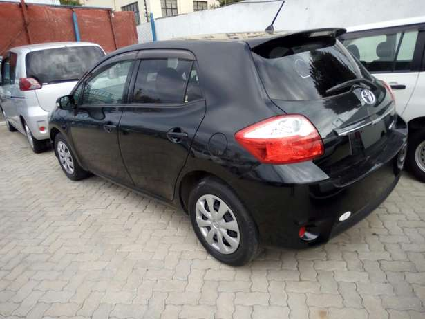 New import new number Toyota Auris Black Fully loaded Mombasa Island - image 1