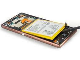 all sony xperia batt replacement and repair