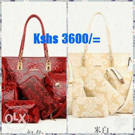 New sets of leather ladies handbags at exclusive prices NHC Estate - image 5