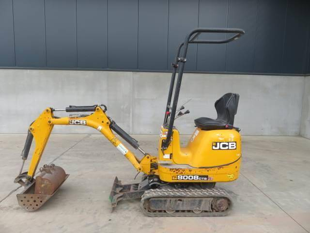 JCB 8008 CTS - 2014