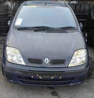 2000 RENAULT SCENIC 1.6 Breaking for Spares.
