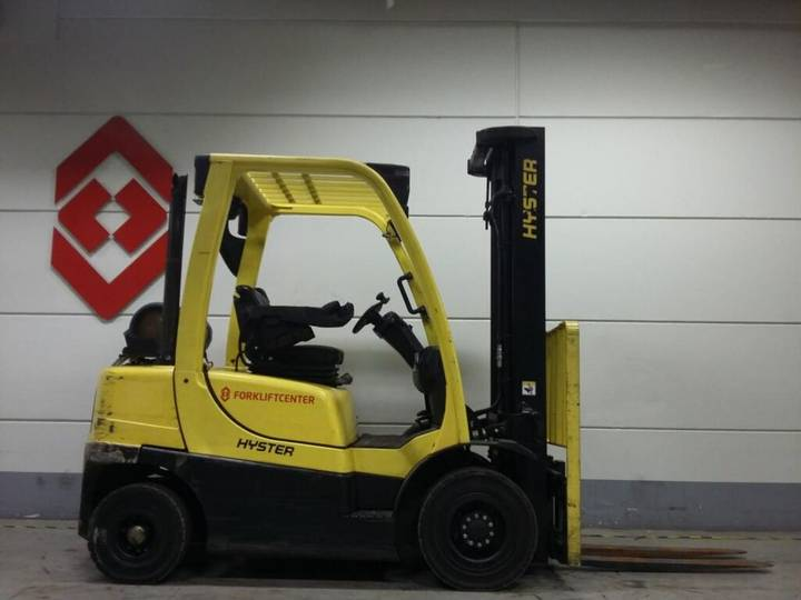 Hyster H2.5FT - 2010