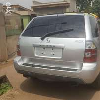 Just cleared Toks 06 ACURA MDX Suv