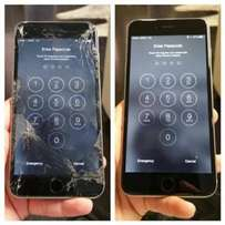 iPhone and iPad screen repair from 450