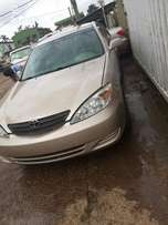Tokunbo 2004 Toyota Camry Xle leather