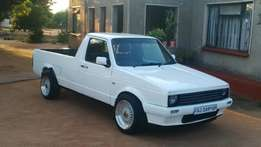 Caddy bakkie full velocity conversion