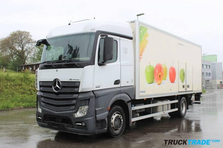 Mercedes-Benz Actros 1842 4x2 Kühlkasten mit Hebebühne - 2012