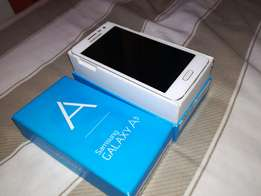Samsung A3 white. For sale