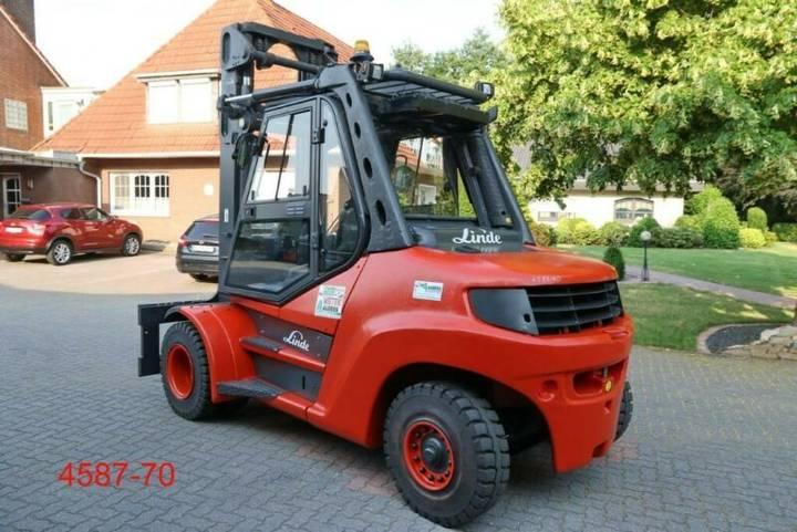 Linde H 80 D 900 - 2012 - image 3
