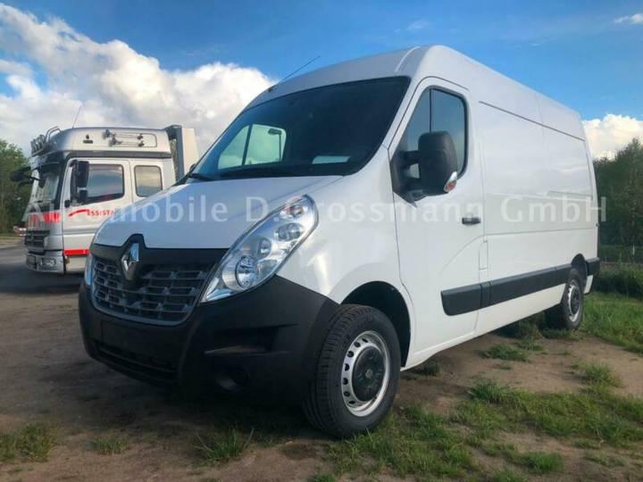 Renault Master L2H2 dCi 130 KLIMA NEUWERTIG AHK - 2019