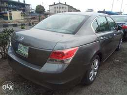 super clean honda accord 2008 First Body,Very sharp car, (evil spirit)