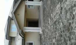 Standard and spacious four bedroom duplex at divine estate, Elimgbu