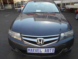 2007 Automatic Honda Accord 2.4 i-Vtec Dohe For R70,000