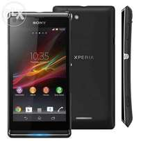Sony xperia L brand new sealed at 12999