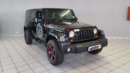 2009 Jeep wrangler 2.8 CRD diesel Sahara unlimited in good condition