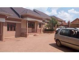 2bedroom executive house for rent in kisasi