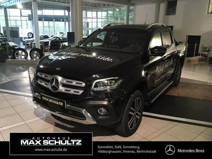 Mercedes-Benz X 250 d 4MATIC Power Edition - 2017