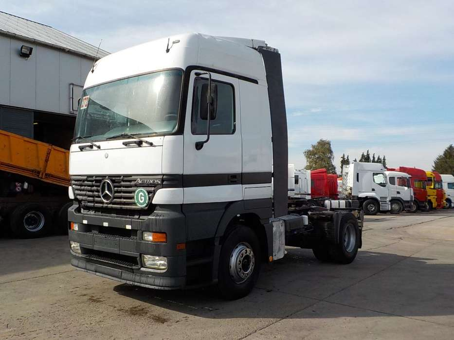 Mercedes-Benz Actros 1840 Mega Space (BIG AXLE) - 1999