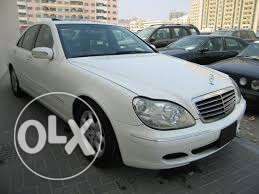 Mercedes Benz S350 Automatic