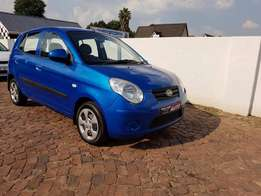 2009 Kia Picanto 1.1, only 165000 kms,Immaculate condition