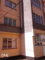 Pangani 2 bedroomed apartment almost new and near the main road