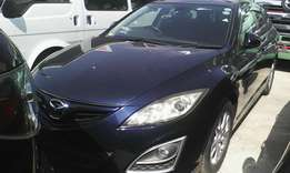 Mazda Atenza fully loaded 2.0 cc