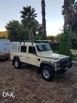 2003 Land Rover Defender TD5 110 Double Cab