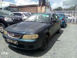 Nissan sunny fb15, manual transmission, 1500cc, in good condition.
