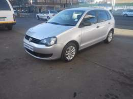 2012 vw polo vivo 1.4 hatchback 95000